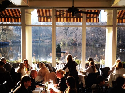 The Loeb Boathouse Central Park New York New York United States