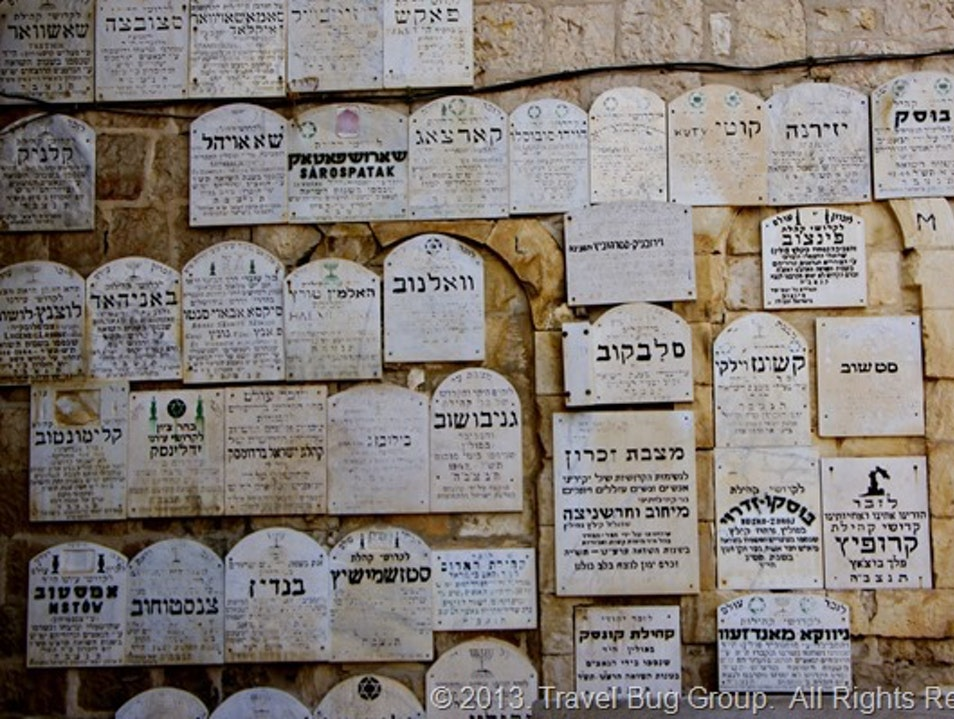 Exploring the lesser-known Holocaust Cellar Jerusalem  Israel