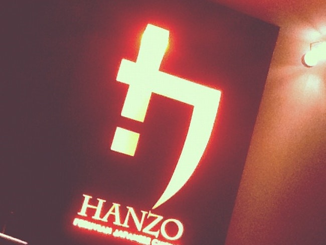 Best Japanese-Peruvian Food: Hanzo