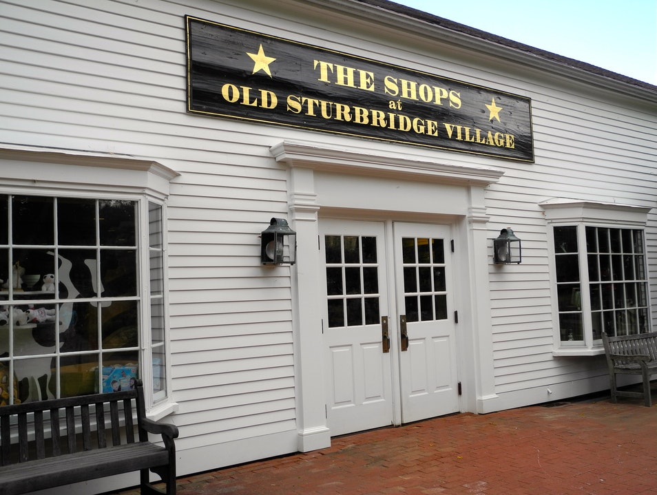 Historic Old Sturbridge Village in Massachusetts Sturbridge Massachusetts United States