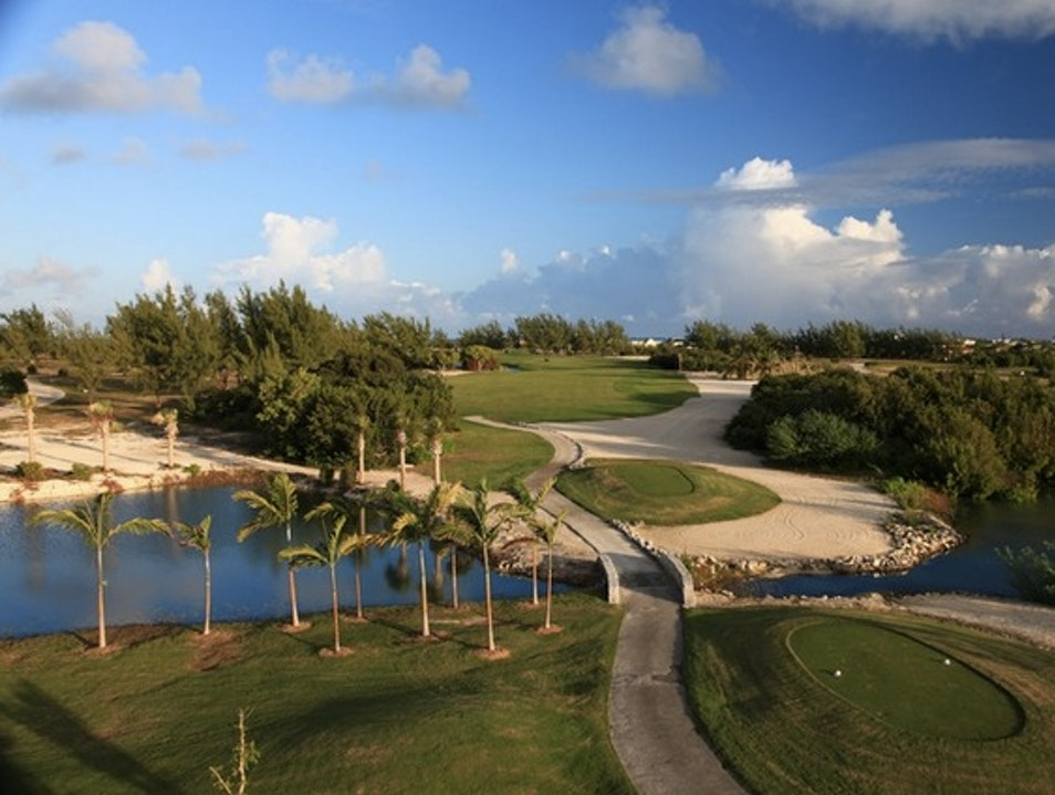 Golf 18-Holes in Provo Grace Bay  Turks and Caicos Islands