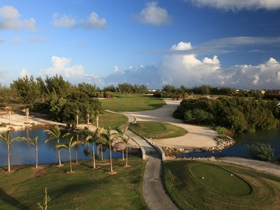 Provo Golf Club Providenciales  Turks and Caicos Islands