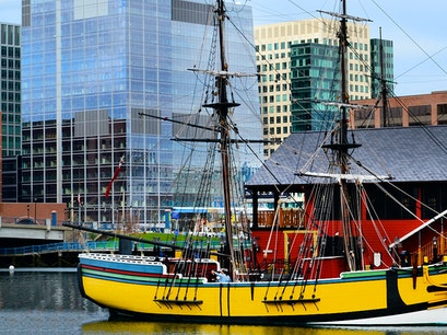 Boston Tea Party Ships & Museum Boston Massachusetts United States