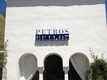 Petros Santa Barbara California United States