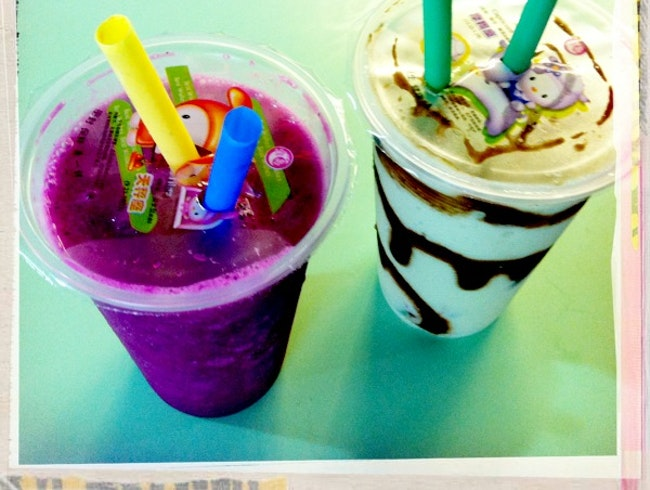 Creative Smoothies in Singapore