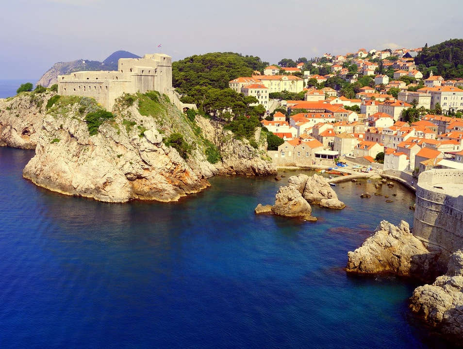 Experiencing Dubrovnik For The First Time Dubrovnik  Croatia