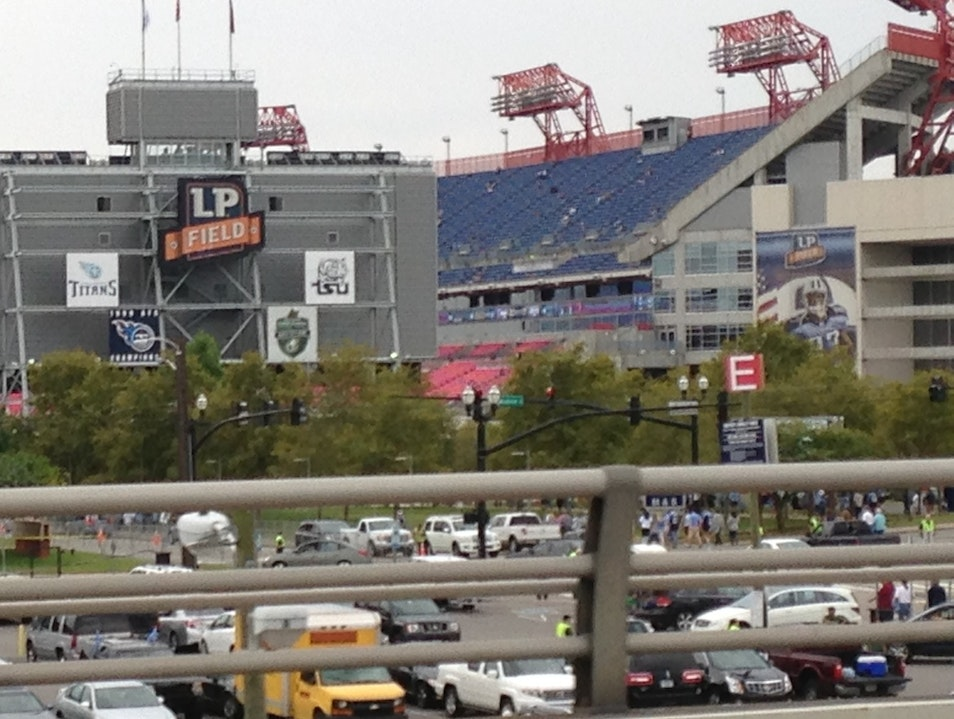 It's a Sports Town, Too  Nashville Tennessee United States