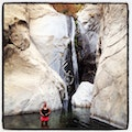 Tahquitz Canyon Waterfall Palm Springs California United States