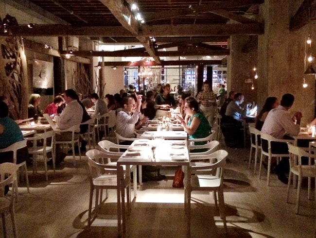 One of NYC's Most Exquisite Restaurants: ABC Kitchen