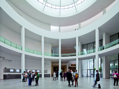 Must visit museums and art galleries in munich afar for Munchen architekturmuseum