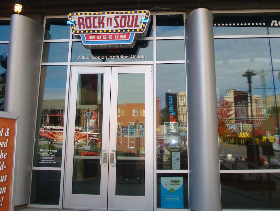 Discovering the Roots of Rock 'n' Roll Memphis Tennessee United States