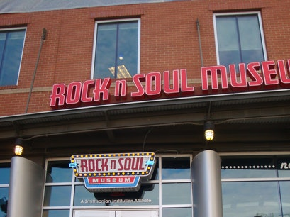 Memphis Rock n Soul Museum Memphis Tennessee United States