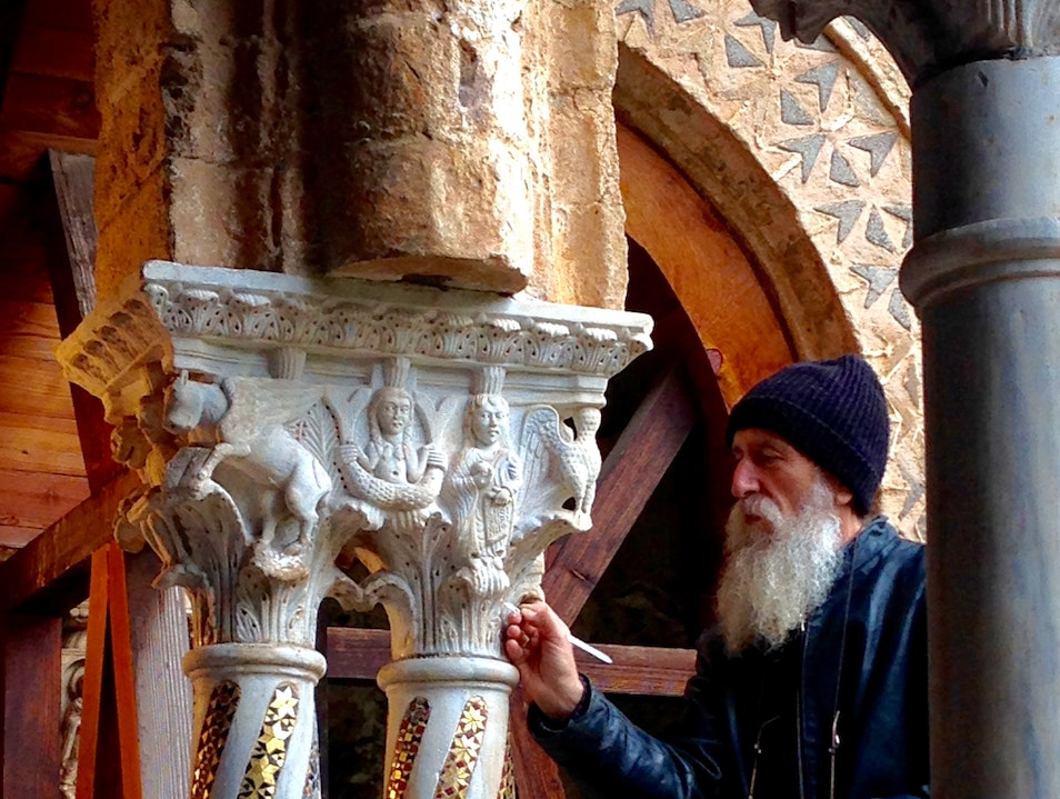 The Magnificent Mosaics of Monreale Monreale  Italy