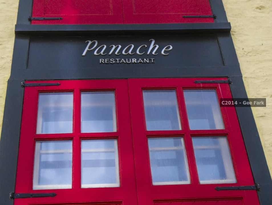 To Dine For:  Panache