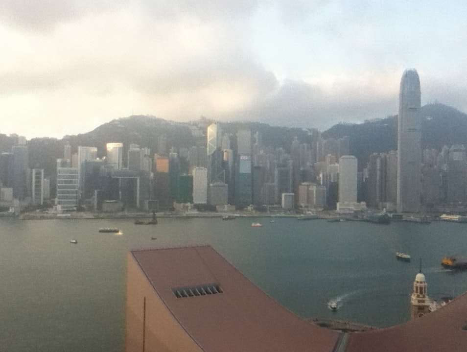 The View Tsim Sha Tsui  Hong Kong