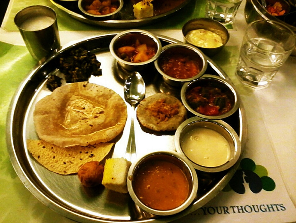 Classic Indian Dining Experience Mumbai  India