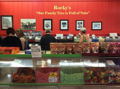 Rocky's Historic Eastern Market Detroit Michigan United States