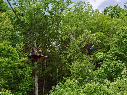 Climb Works Gatlinburg Tennessee United States
