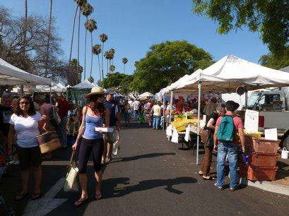 Santa Barbara Farmer's Market Santa Barbara California United States
