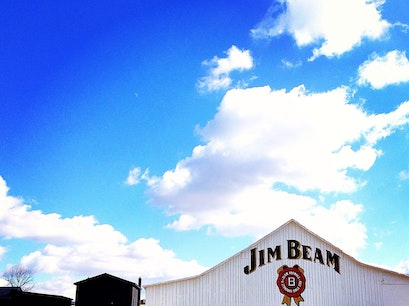 Jim Beam American Stillhouse Clermont Kentucky United States