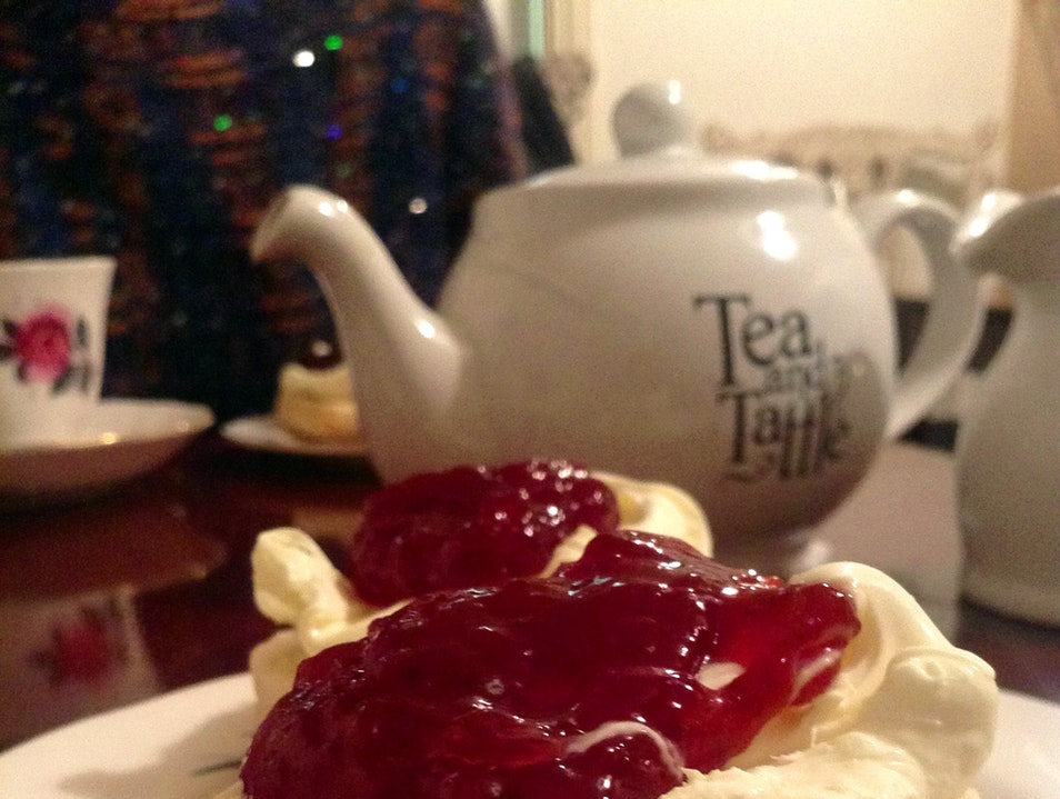 Tea and Tattle London  United Kingdom