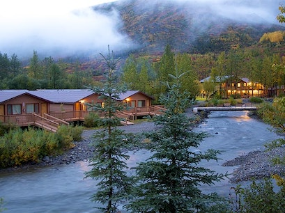 Denali Backcountry Lodge Healy Alaska United States