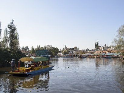 Xochimilco Mexico City  Mexico