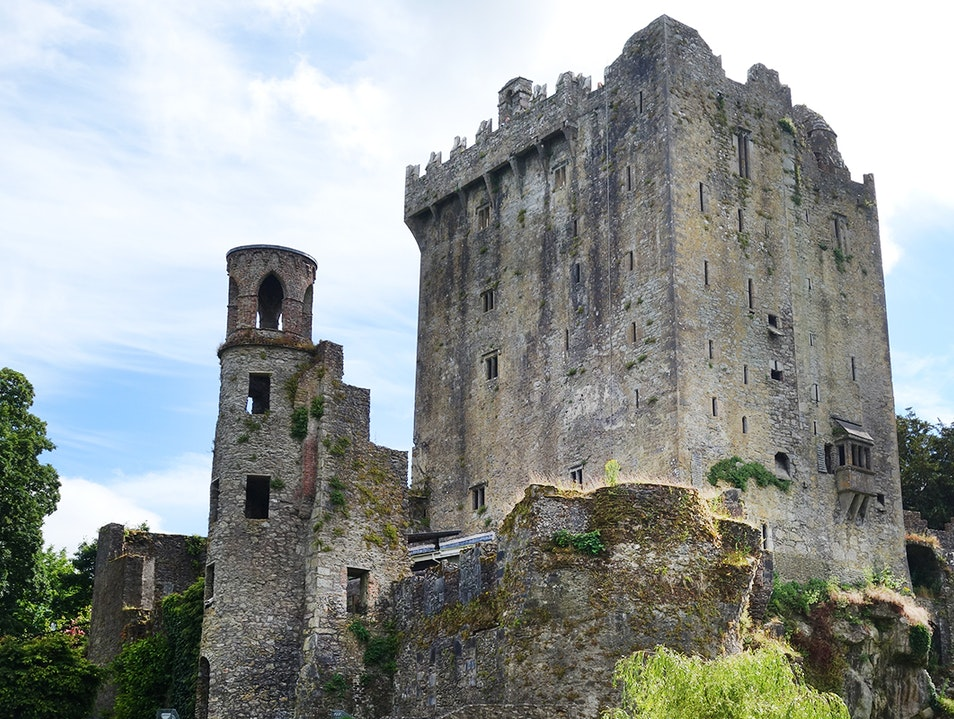 Blarney Castle and Stone