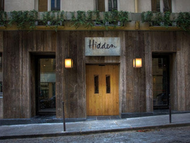 Sustainable Paris: Hidden Hotel