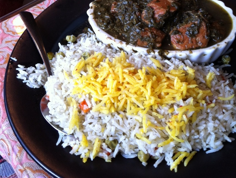 Iranian food in San Diego San Diego California United States