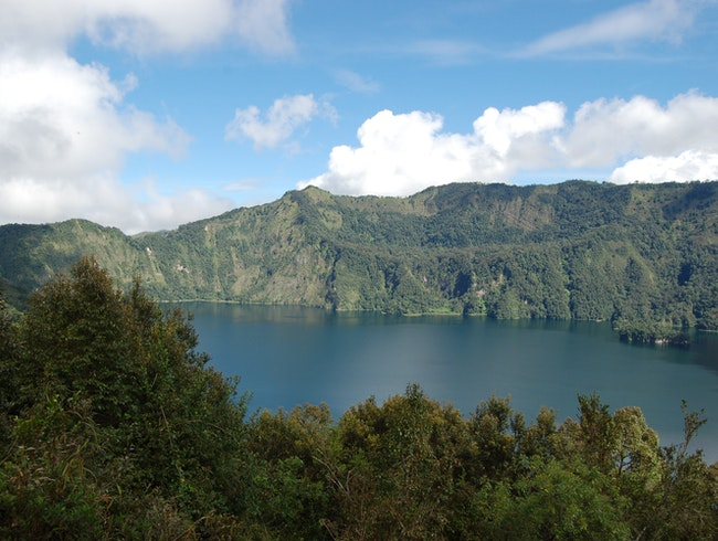 Hike the Ngozi Crater Lake