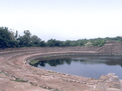 Surajkund Lake Faridabad  India
