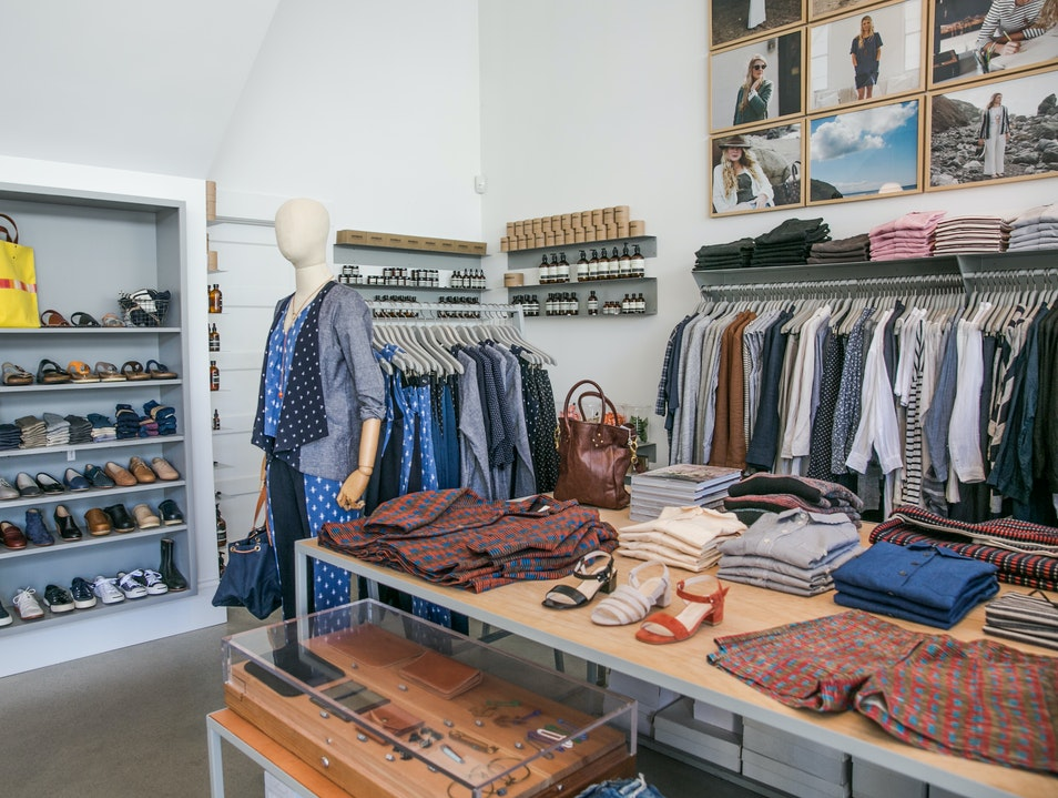 Shop for Womenswear at Mill Mercantile San Francisco California United States