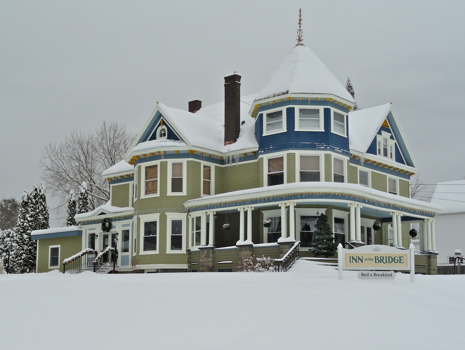 Classic Bed and Breakfast in Upstate New York