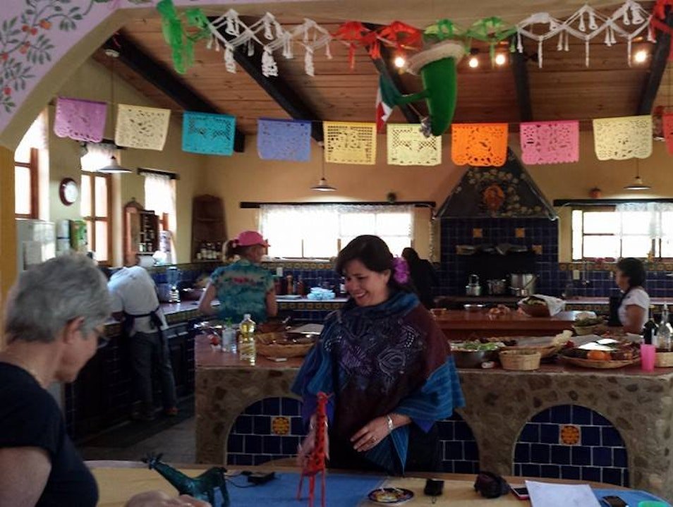 Cooking Classes in Oaxaca with Legendary Chef Susana Trilling Oaxaca  Mexico