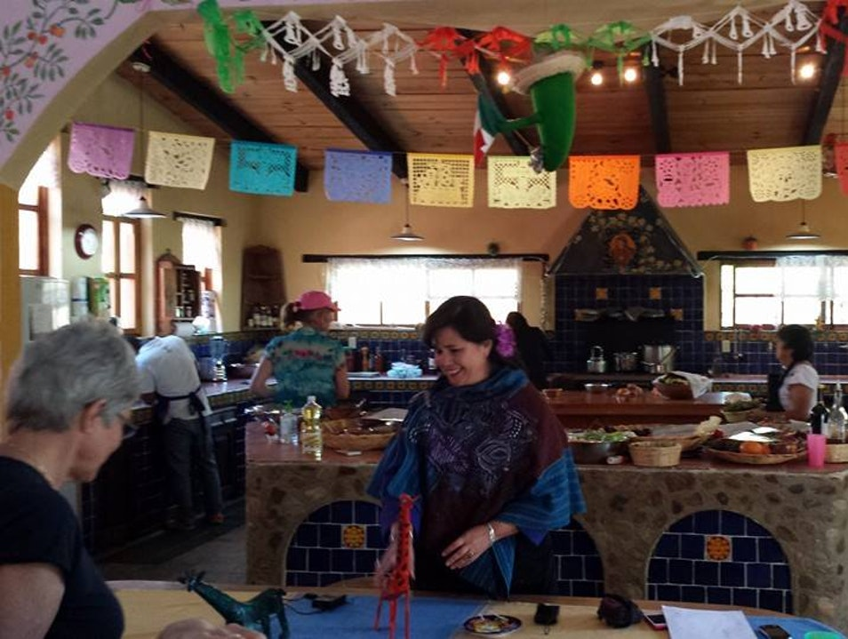 Cooking Classes in Oaxaca with Legendary Chef Susana Trilling