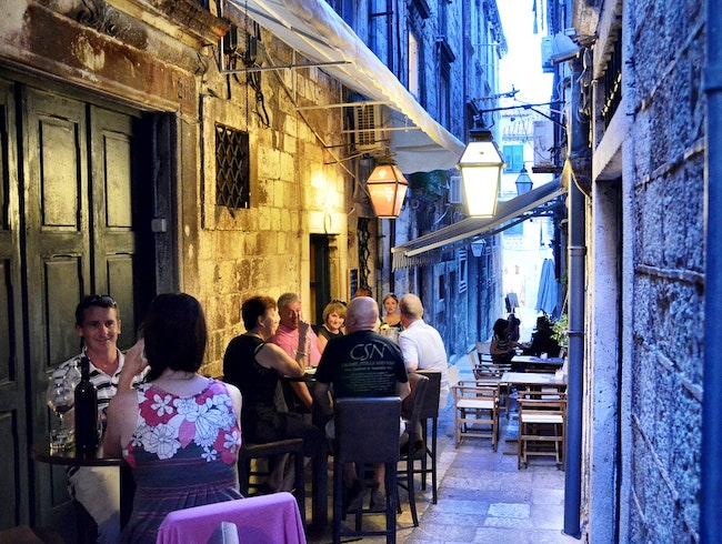 Best Wine Bar in Dubrovnik