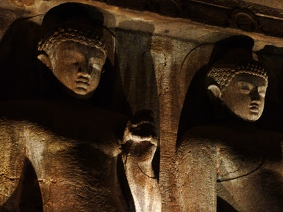 Ajanta Caves Maharashtra  India