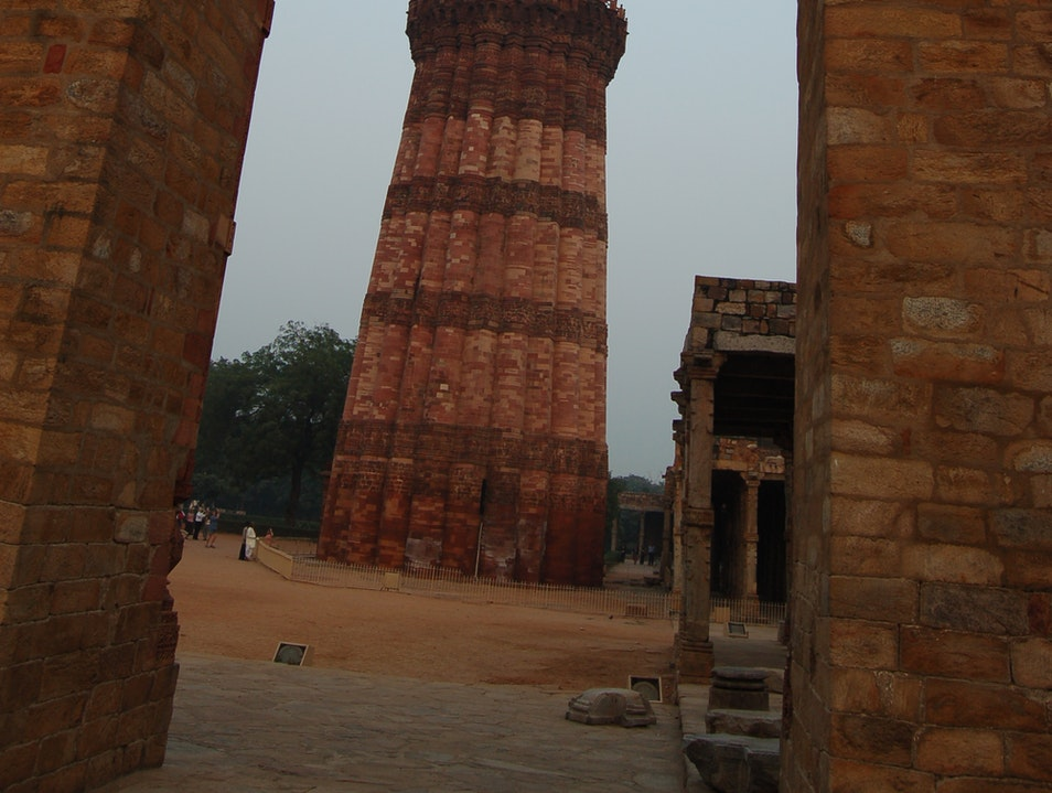 Qutub Manar Tours in Delhi Delhi  India