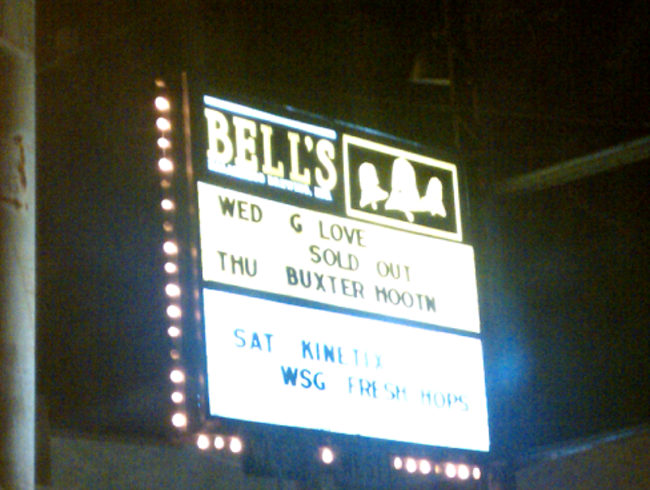 Rendezvous!! - Bell's brewery