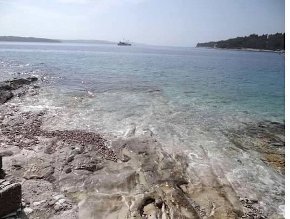 The Adriatic Sea on Hvar