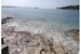 The Adriatic Sea on Hvar Hvar  Croatia