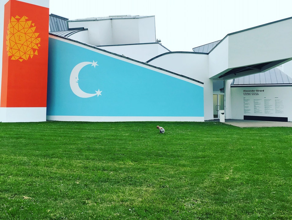 A Modern Design Museum in Germany