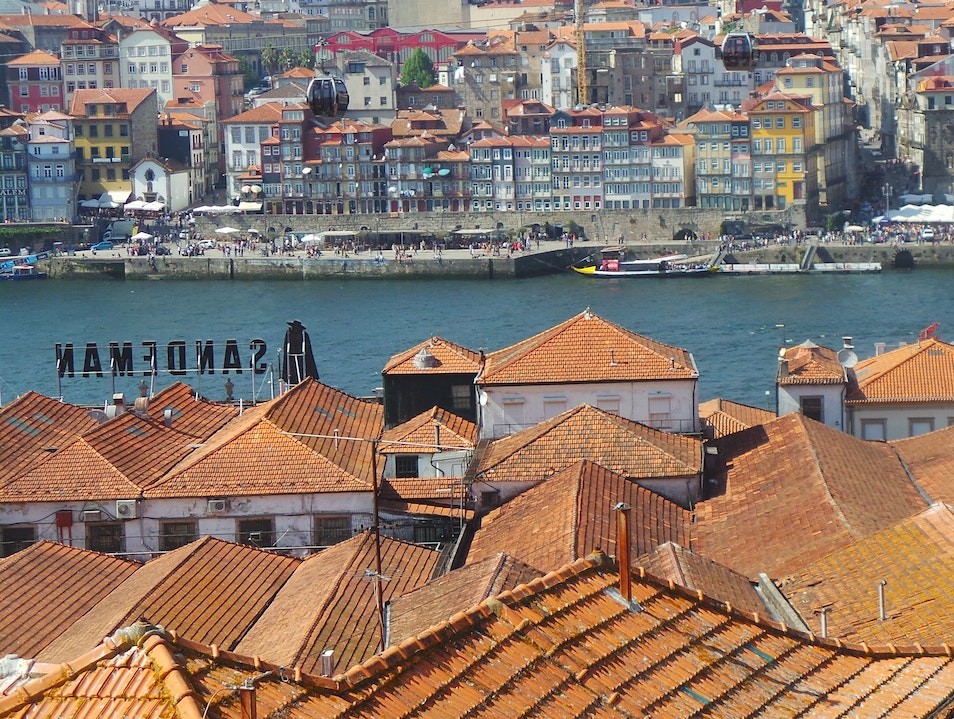 Stunning view and much more... Porto  Portugal