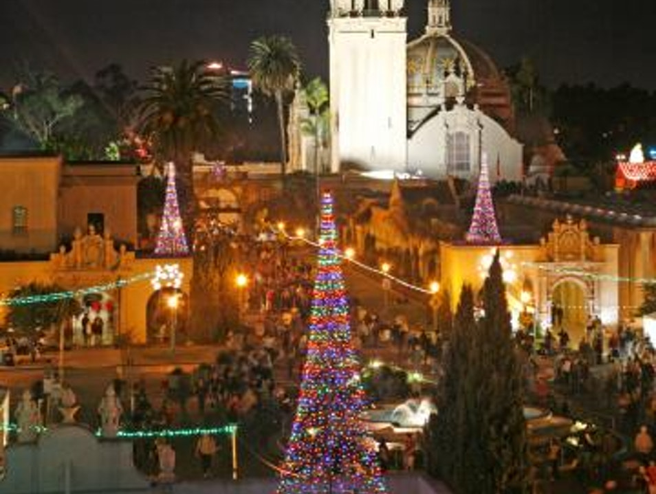 December Nights festival San Diego California United States