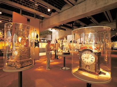 Musée international d'horlogerie La Chaux-de-Fonds  Switzerland