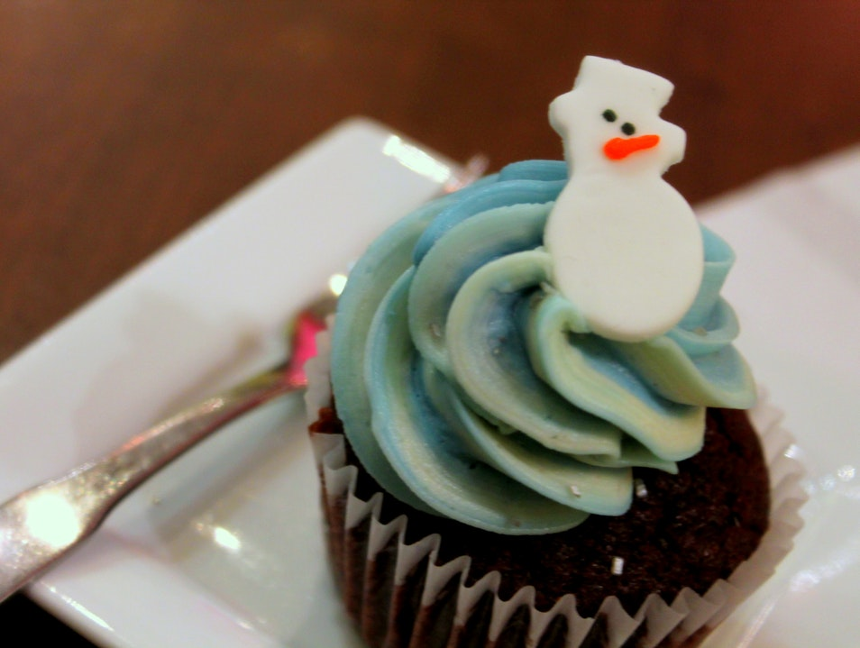 Yummiest Cupcakes in Montreal