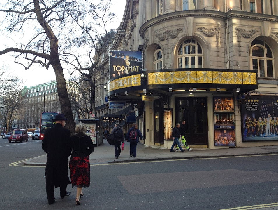 Curtain Call to the West End