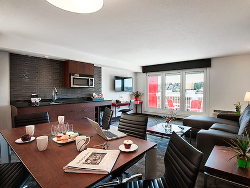 Heated Suites and Warm Buns