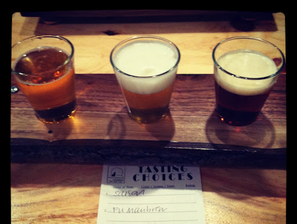 Craft Beer Tastings at Moondog Growlers Atlanta Georgia United States